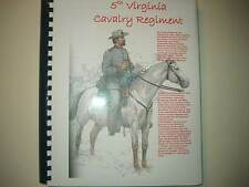 Civil War History of the 5th Virginia Cavalry Regiment