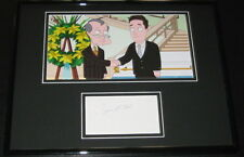 Bruce McGill Signed Framed 11x14 Photo Display Cleveland Show Lloyd Waterman