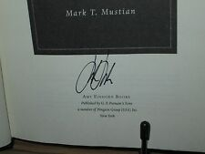 The Gendarme by Mark T. Mustian HC/DJ 1st AUTOGRAPHED 9780399156342