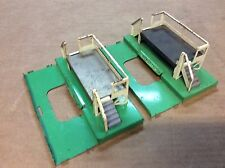 2 Lionel O Scale  3464P Milk Car Platforms 3472 3464 platform
