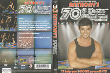 ANTHONY HUTTON - WINNER OF BIG BROTHER 2005 - 70's DISCO WORKOUT - DVD