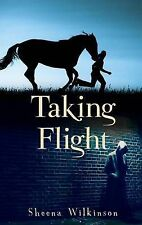 Taking Flight, Sheena Wilkinson, New Book