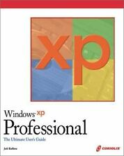 Windows XP Professional - The Ultimate Users Guide-ExLibrary