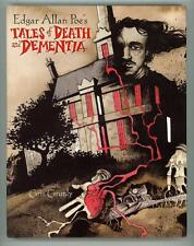 Tales of Death and Dementia by Edgar Allan Poe (Gris Grimly Illus.) First Editio