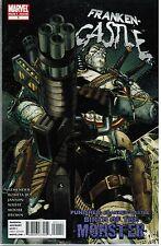 Franken-Castle #1 Punisher Birth of a Monster ~ Marvel Comics Direct Edition