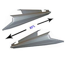 CHEVY SILVERADO 4 DOOR CREW CAB ROCKER PANELS 1999-2007 - 1 PAIR