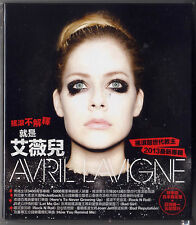 Avril Lavigne: Avril Lavigne (2013) + 3 JAPAN BONUS TRACKS CD TAIWAN