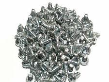 50 Befestigungsschrauben Pan-Head Kreuz und Grobgewinde 4,5 x 10 mm PT-Schraube