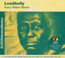 Leadbelly - Easy Rider Blues ( Blues CD ) u.a Good morning blues, Irene, Alberta