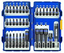 IRWIN Tools 33-Piece Impact Series Fastener Driver Bit Set (1840315) New