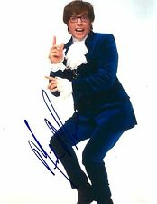 Mike Myers signed Austin Powers 8x10 Photo - Shrek