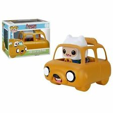 ADVENTURE TIME: JAKE CAR WITH FINN FUNKO POP VINYL FIGURE #14