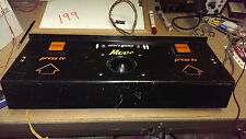 Control Panel for KICK - 1981 Midway - with controls & wiring - SHIPS FREE!