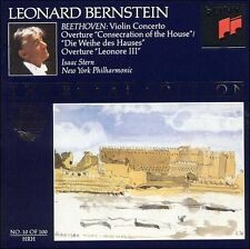 """Beethoven: Violin Concerto,Overture """"Consecration of the House"""",""""Die Weihe des"""