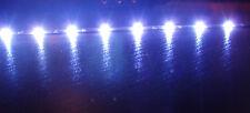 2x 60 cm ULTRA THIN white daytime running lights DRL flexible led strips