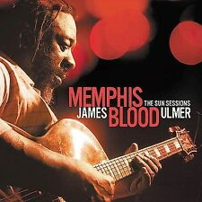 MEMPHIS BLOOD-THE SUN SESSIONS: JAMES BLOOD ULMER (w/Vernon Reid) NEW CD