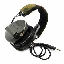 Electronic Ear Muff Headphones Gun Shooting Protection Hunting Plugs Outdoor NEW