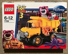 Lego Disney Toy Story 3 - Set 7789 Lotso Dump Truck Boxed & 100% Complete