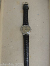 VINTAGE  RARE Collectible German Wrist Watch  UMF-RUHLA Sub Second