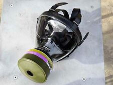 SGE 150 Gas Mask w/1 New 10yr NBC/CBRN Filter Free Ship Potassium Iodide