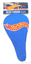 Hot Wheel Blue Bicycle Seat Cover NEW!