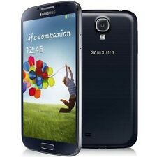 New Android Samsung Galaxy S 4 GT-I9500 16GB Black Unlocked Smartphone GSM