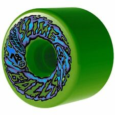 Santa Cruz SLIME BALLS Skateboard Wheels 66mm 78a GREEN