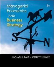 FAST SHIP - BAYE PRINCE 8e Managerial Economics & Business Strategy          Y33