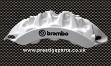 4 x 105 mm Brembo BLACK brake caliper stickers - top quality vinyl decals