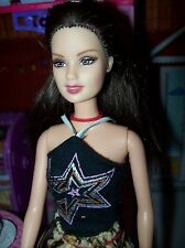 Barbie Puppe, Mattel, dunkle Haare,  Spielzeug, Puppe, Doll