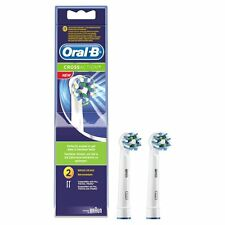 Oral-B Cross Action 2 replacement toothbrush heads