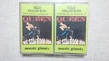 2 TAPES!!! QUEEN (MUST - HAVE ) MC Cassette