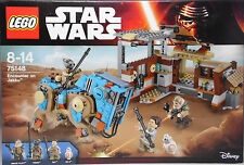 Lego Star Wars 75148 Encounter on Jakku Unkar Plutt Teedo Rey BB-8 NEU NEW