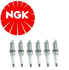 BMW NGK Laser Iridium Spark Plugs 6 PC Set N51/N52 E60 E70 E83 E90 2006-2010