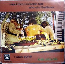 Single / DIE JOLLYS / GEORG DANZER / AUSTRIA / RARITÄT /