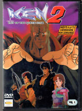 41438/KEN 2 FIST OF THE NORTH STAR VOLUME 1 DVD NEUF SOUS BLISTER