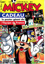 LE JOURNAL DE MICKEY . N° 2396 ; mai 1998 ; EXCELLENT ETAT