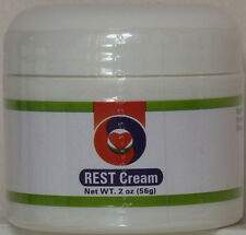 REST Cream for  relief of menopause, anxiety, & premature ejaculation