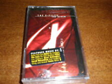 X Files CASSETTE The Album NEW