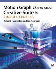 Motion Graphics with Adobe Creative Suite 5 Studio Techniques-ExLibrary