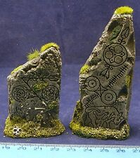 Standing stones Monoliths 28mm Fantasy, historical and science fiction scenery