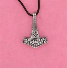 ENGLISH PEWTER - THORS HAMMER - PENDANT VIKING NORSE ODIN