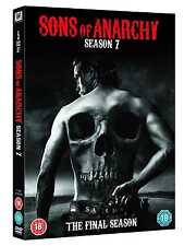 SONS OF ANARCHY SEASON 7 - DVD TV SERIES