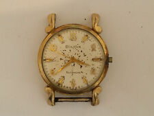 1950s Bulova Self Winding Mens Wrist Watch - 01345