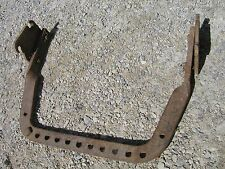 Farmall SA 100 130 tractor original IH horse shoe drawbar & IH mounting bracket