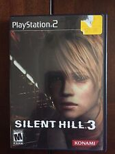 Silent Hill III 3 Playstation 2 Ps2 Used