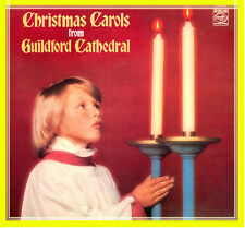 Christmas Carols From Guildford Cathedral 1966 - Boy Soprano Soloists & Choir CD