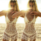 Womens Beachwear Swimwear Bikini Beach Wear Cover Up Kaftan Summer Dress