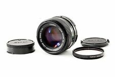 CANON New FD 50mm f1.4 Lens Excellent++ Free Shipping 144122