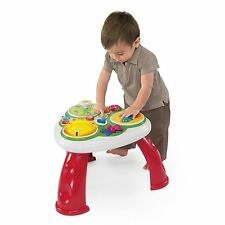 NEW Chicco Talking Garden Activity Table Languages Music Learning **FAB!